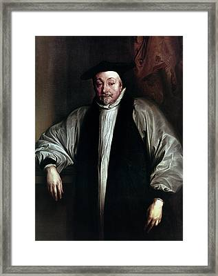 Archibishop William Laud Framed Print by Granger