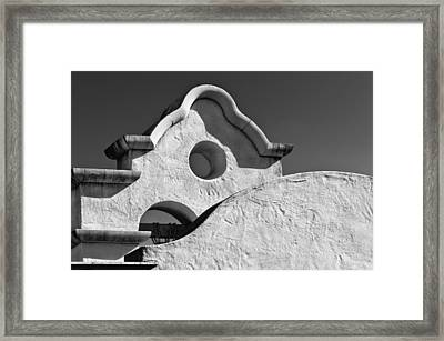 Archway Framed Print by Joseph Smith