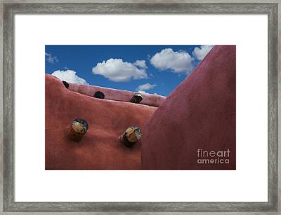 Arizona Land Of Contrasts 2 Framed Print by Bob Christopher