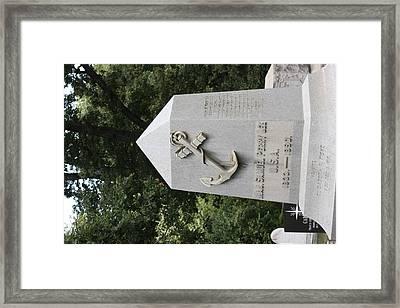 Arlington National Cemetery - 121215 Framed Print by DC Photographer
