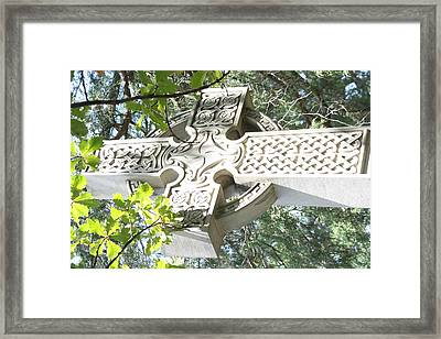 Arlington National Cemetery - 121218 Framed Print by DC Photographer