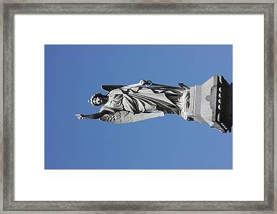 Arlington National Cemetery - 121222 Framed Print by DC Photographer
