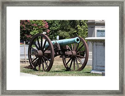 Arlington National Cemetery - 121224 Framed Print by DC Photographer