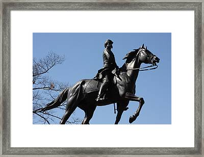 Arlington National Cemetery - 12125 Framed Print by DC Photographer