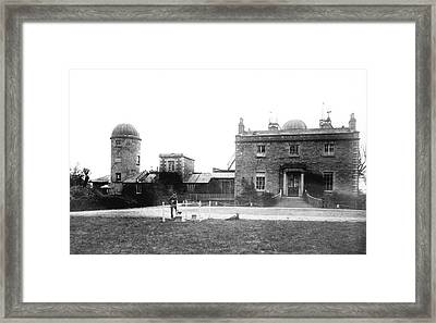 Armagh Observatory Framed Print by Royal Astronomical Society