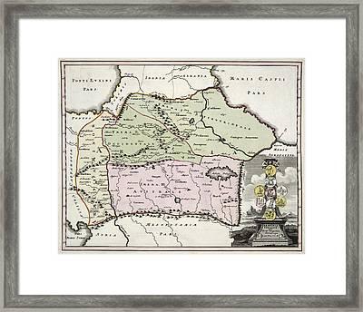 Armenia Framed Print by British Library