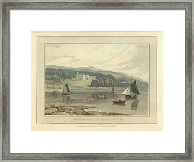 Armidale Framed Print by British Library