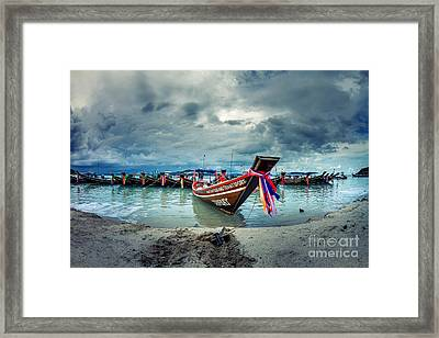 Army Of Me Framed Print by Stelios Kleanthous