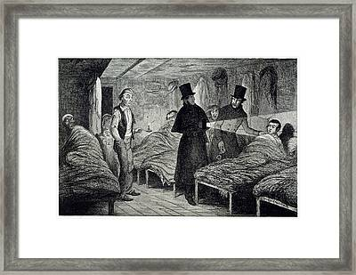 Arrested Framed Print by British Library