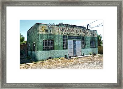 Arrow Creamery - Chino Ca - 02 Framed Print by Gregory Dyer
