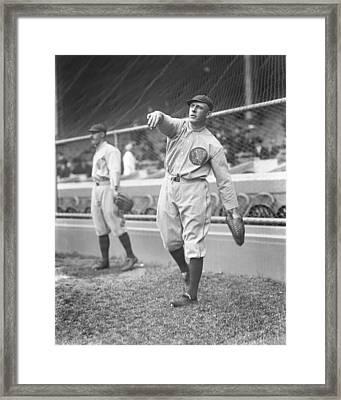 Arthur E. Art Wilson Framed Print by Retro Images Archive