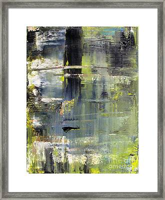Artifact 24 Framed Print by Charlie Spear