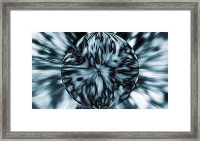 Artificial Intelligence Framed Print by Dan Sproul