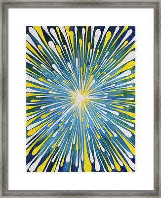 Artsplosion Framed Print by Maxwell Hanson
