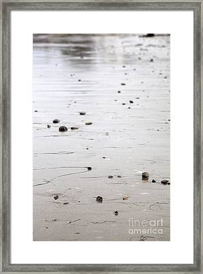 As I Go Framed Print by Amanda Barcon