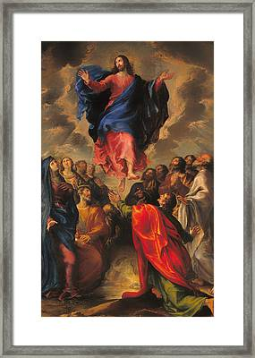 Ascension Framed Print by Mountain Dreams
