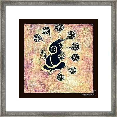 Ashtavinayaka Painting Framed Print by Ayush Tiwari