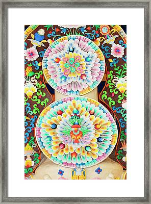 Asia, Bhutan, Bumthang Framed Print by Jaynes Gallery