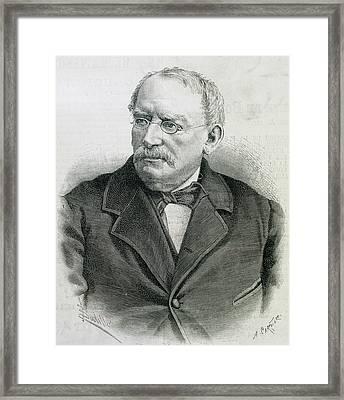 Aspa, Urbano (siguenza 1809-1884 Framed Print by Prisma Archivo