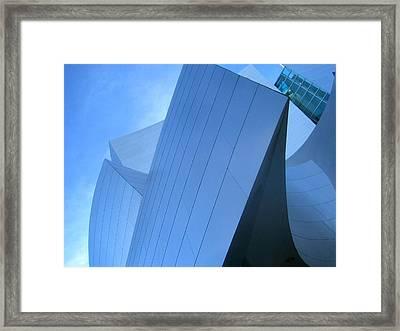 Aspiration Framed Print by Jon Berry OsoPorto