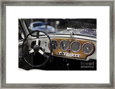 Aston Martin - 5d20305 Framed Print by Wingsdomain Art and Photography