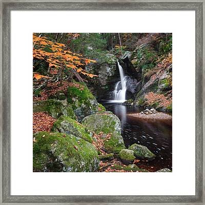 At A Distance Square Framed Print by Bill Wakeley