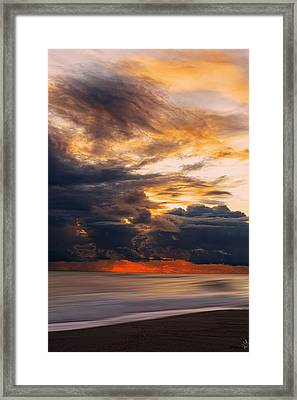 At Peace Framed Print by Lourry Legarde