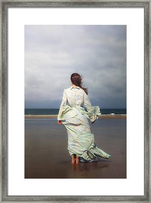 At The Beach Framed Print by Joana Kruse
