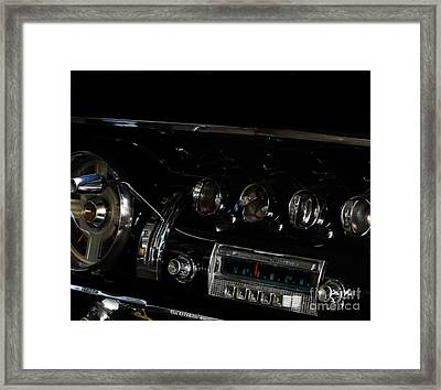 At The Sound Of '55 Framed Print by Steven  Digman