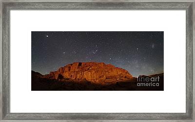 Atacama Desert, Chile Framed Print by Babak Tafreshi