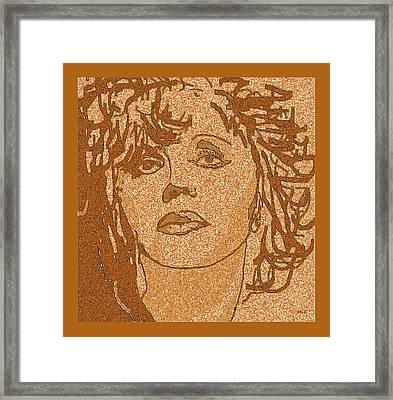 Atargatis Framed Print by Herbert French