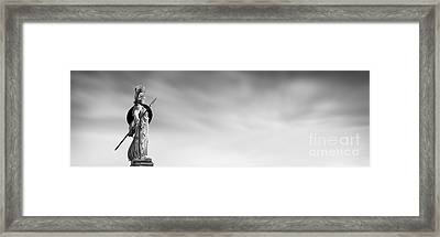 Athena Framed Print by Rod McLean