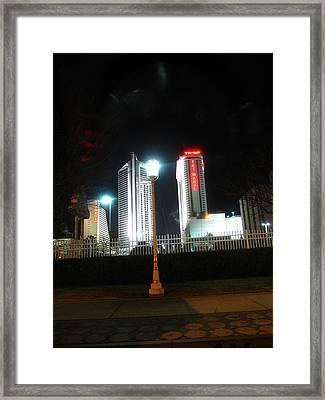 Atlantic City - Casino - 01135 Framed Print by DC Photographer