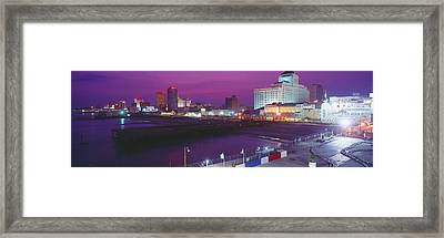 Atlantic City, New Jersey Framed Print by Panoramic Images