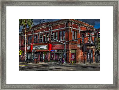 Atomic Wednesdays Framed Print by Marvin Spates