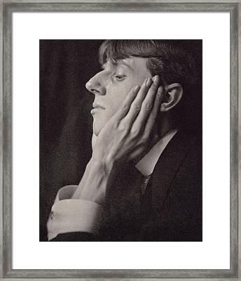 Aubrey Beardsley Framed Print by Frederick Evans