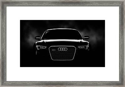 Audi Rs5 Framed Print by Douglas Pittman