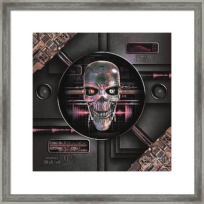 Audiophile 2496 Framed Print by Franziskus Pfleghart