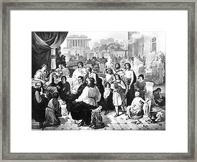 Augustus (63 B Framed Print by Granger