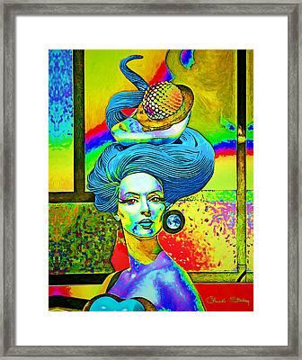 Aurora Framed Print by Chuck Staley