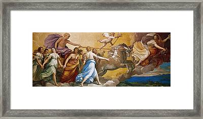 Aurora Framed Print by Guido Reni