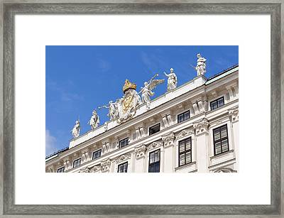 Austrian Power. Framed Print by Fernando Barozza
