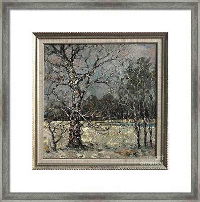Autskirts Of The Forest  Framed Print by Danilo