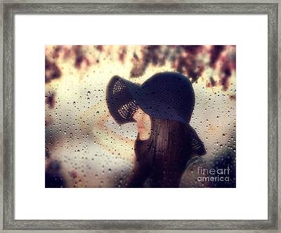 Autumn Dream Framed Print by Stelios Kleanthous