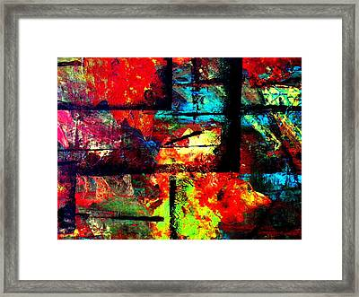 Autumn Framed Print by Eric Moore