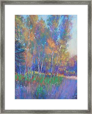 Autumn Fantasy Framed Print by Michael Camp
