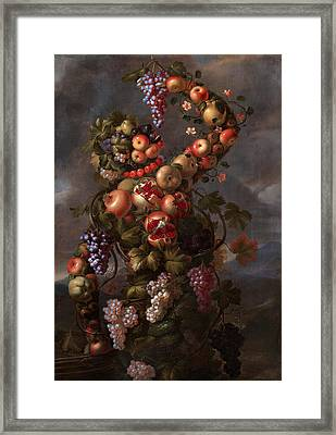 Autumn Framed Print by Giovanni Stanchi