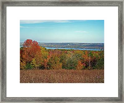 Autumn Glory Framed Print by Aimee L Maher Photography and Art Visit ALMGallerydotcom