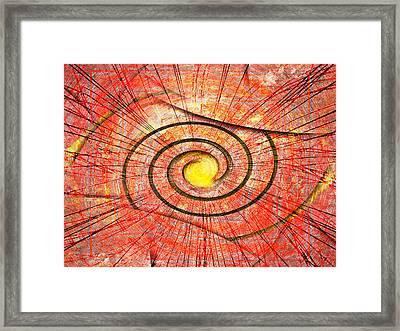 Autumn Joy Framed Print by Florin Birjoveanu