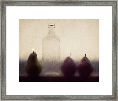 Autumn Light Framed Print by Amy Weiss